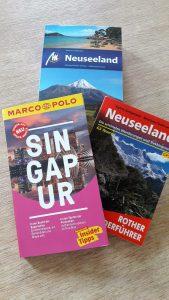 Reiseliteratur zur Vorbereitung