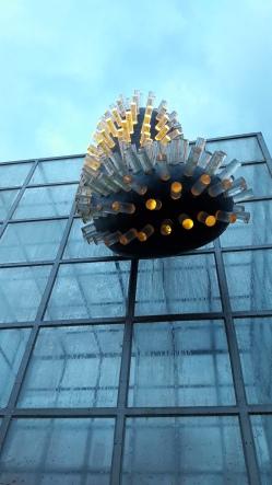 Leuchtraupe am Fedelhören