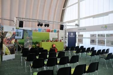 Veranstaltungsraum i-Punkt Grün